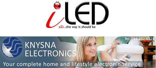 iLED partner with Knysna Electronics