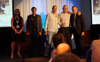 Distech Distributor of the Year